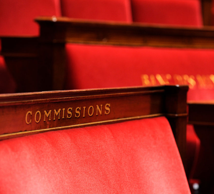 Commission des finances